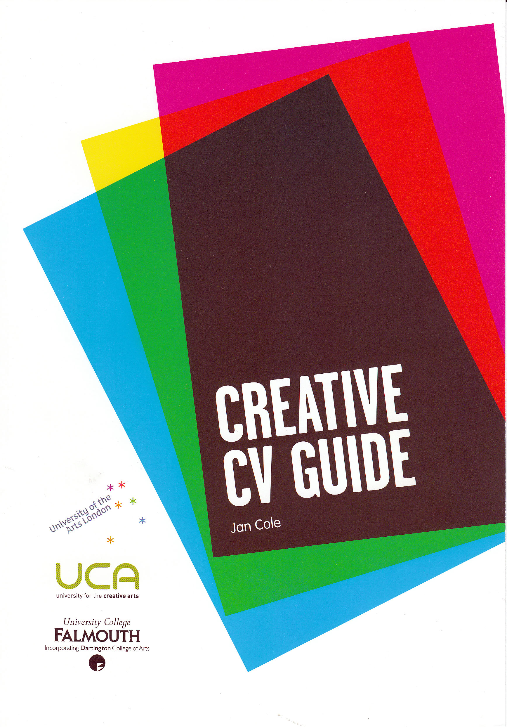 creative cv guide launches in british library