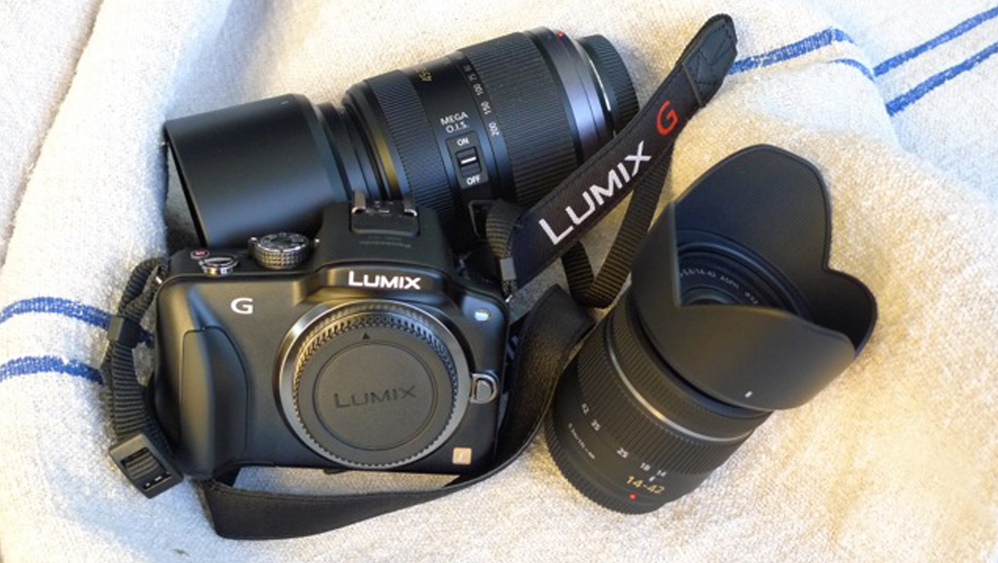 Lumix G3 from Panasonic