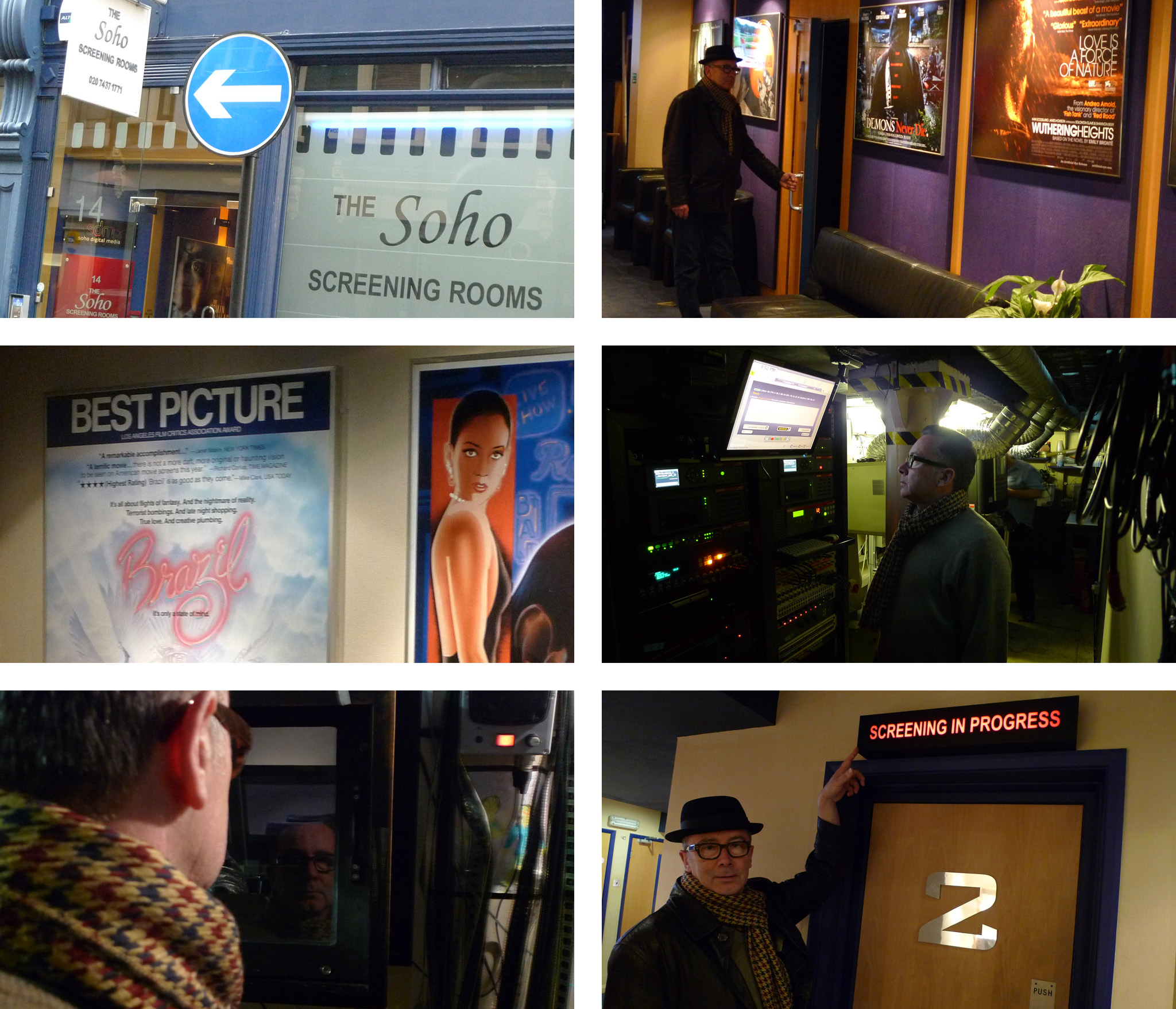 The Soho Screening Rooms