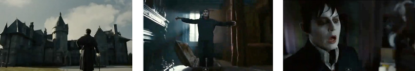 Dark Shadows Official Trailer 2012