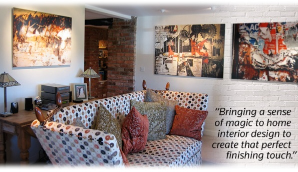 Commercial art richard morrison with the morrison studio for Creative interior designs by lynda