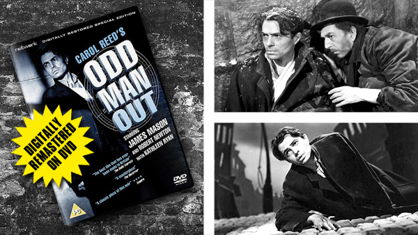 Odd Man Out, Directed by Carl Reed