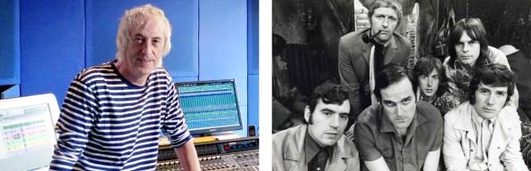 André Jacquemin, Monty Python