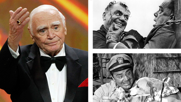 Ernest Borgnine dies in LA