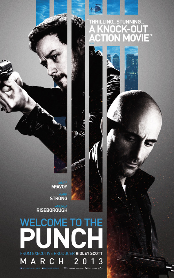 Welcome to the Punch Official Poster