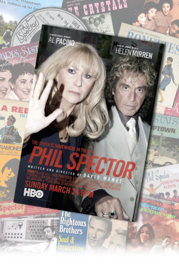 Phil Spector Poster