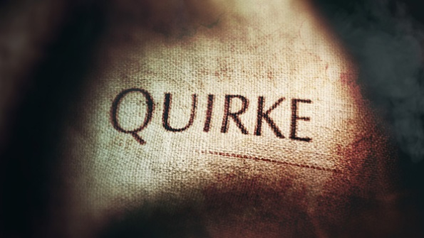 Quirke Concept Main Title