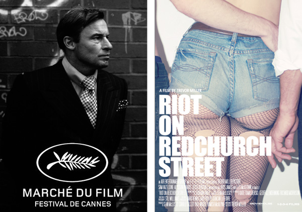 Riot on Redchurch Street at Cannes