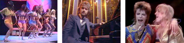 Top of the Pops TV Stills 70s