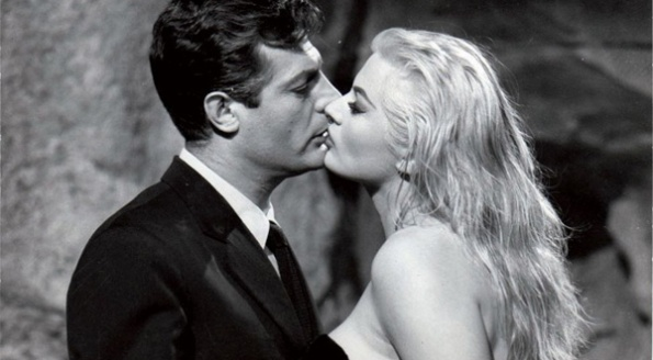 La Dolce Vita scene for Elsa and Fred