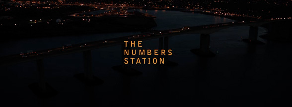 The Numbers Station Main Title