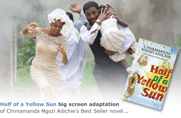 Half of a Yellow Sun Film Official Trailer