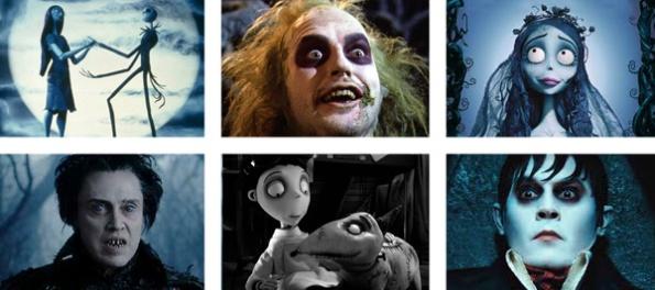 Tim Burton Halloween