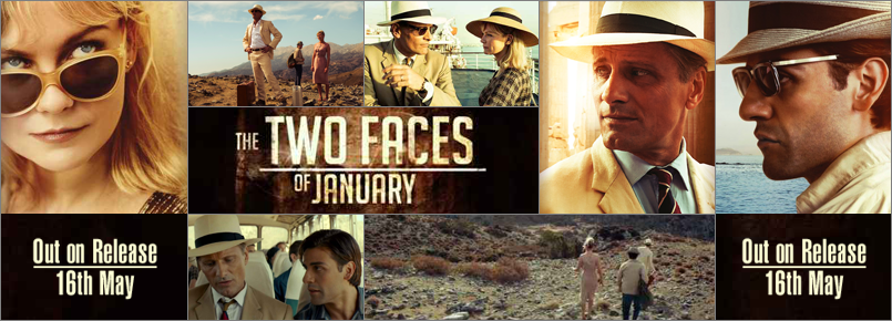 The Two Faces Of January Header