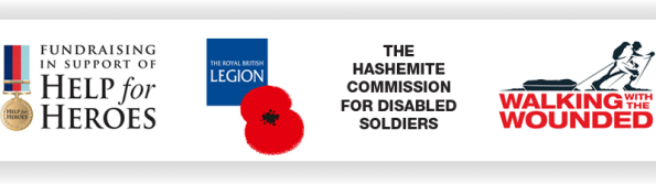 Soldiers Charity Logos