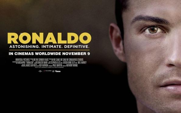 Ronaldo film 2015